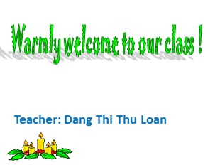 Bài giảng Tiếng Anh Lớp 8 - Unit 3: Peoples of Viet Nam - Lesson: Skills 2