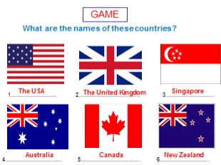 Bài giảng Tiếng Anh Lớp 8 - Unit 8: English speaking countries - A closer look 2