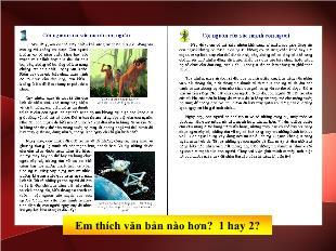 Bài giảng Tin học Lớp 6 - Bài 20: Thêm hình ảnh để minh hoạ