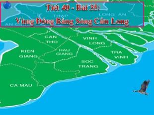 Bài giảng Địa lý Lớp 9 - Bài 35: Vùng đồng bằng sông Cửu Long