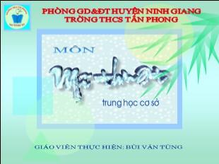 Bài giảng Mỹ thuật Lớp 9 - Bài 6: Thường thức mỹ thuật - Chạm khắc gỗ đình làng Việt Nam